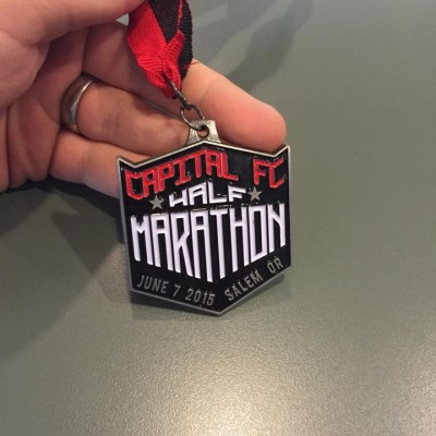 CFC Half Marathon 2015