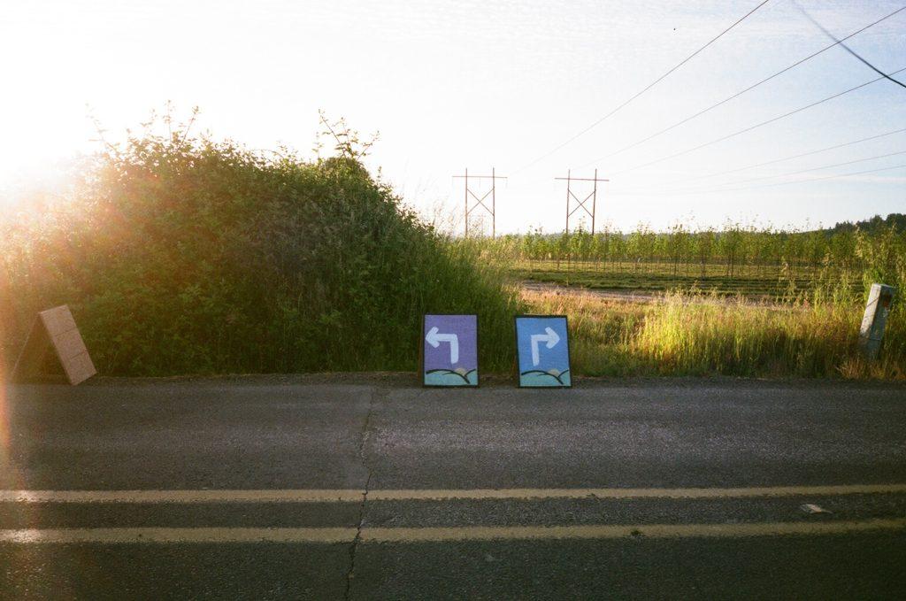 Wayfinding-Signs