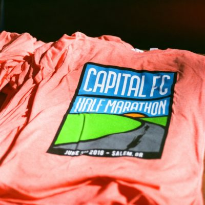 2018 Capital FC Half Marathon